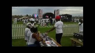 Dj Shimza - Hip hop session One Man Show 2015
