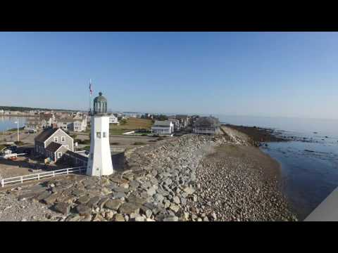 Scituate Historical Society Lighthouse