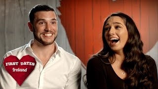 Will it be All Smiles for Aran & Olivia? | First Dates Ireland | RTÉ2