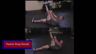 Passive Strap Stretch - Force Fitness