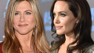 Jennifer Aniston VS. Angelina Jolie STYLE Critics