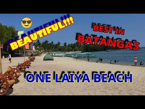 NEW! AFFORDABLE AMAZING BEST BEACH RESORT IN BATANGAS ONE LAIYA (SUBTITLE)