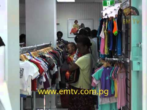 Style Stret Clothing Shop Opens in Port Moresby