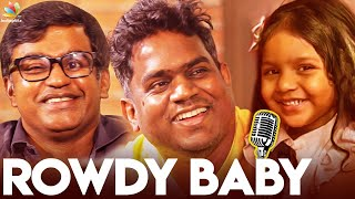 CUTE: Yuvan's Daughter as Rowdy Baby Yuvan Shankar Raja, Selvaraghavan Interview | Suriya's NGK