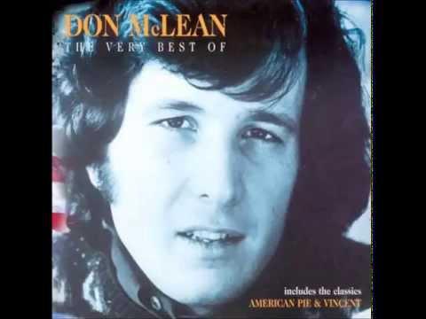 Don McLean  American Pie with Lyrics