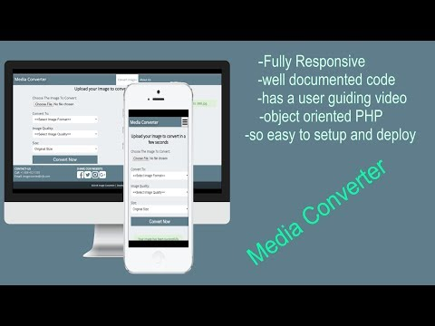 Media Converter User Guide