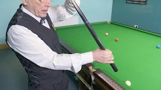 64. Cue Action - The hand that delivers it