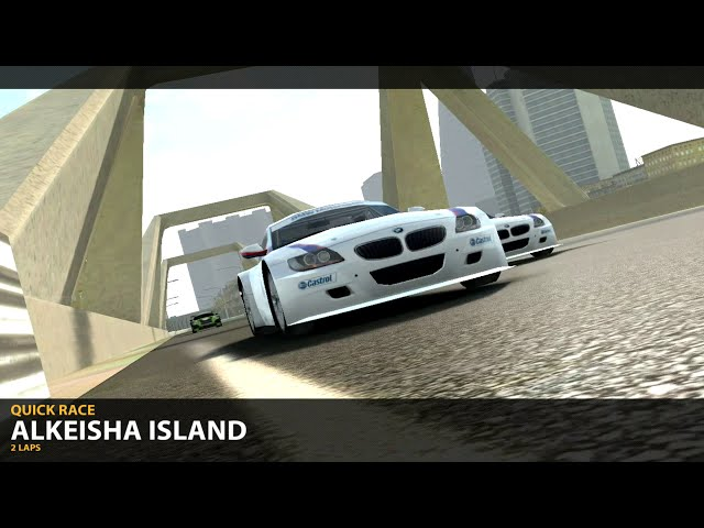 Real Racing 2 Gameplay Race Track 11-15 Android