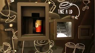 Unicum Rosso to GO приготовление напитка