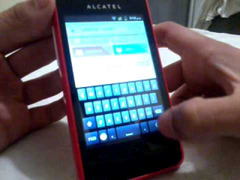 ALCATEL ONE TOUCH 4010A DRIVER FOR WINDOWS 7