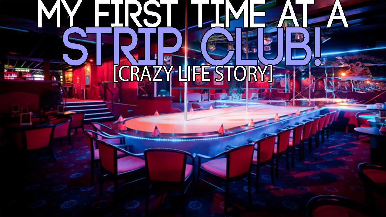 First stripper time
