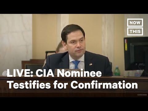 CIA Director Nominee William Burns Testifies Before Senate | LIVE