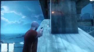 GTA V spaceship part 44 THE SMART AND EASY WAY