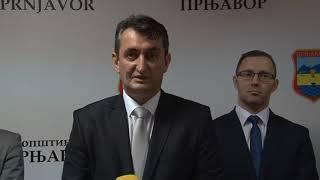 Prnjavor- Dogovorena saradnja sa ambasadom BiH u Rumuniji 21 2 2018