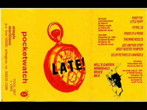 Late! - Hell's Garden