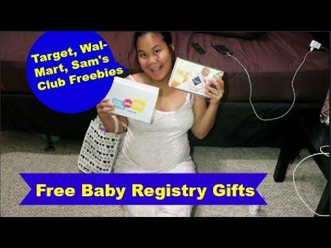 2017 Target Baby Registry Gift Bag with Freebie | Wal-mart ...