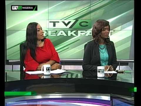 TVC Breakfast 10th August 2017   Diezani Alison - Maduekwe VS F.G.