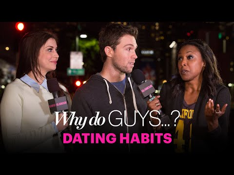 The Truth About Men & Their Dating (and Mating) Habits–Why Do Guys–Sex, Love & Dating–Glamour