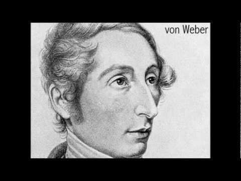 C. M. Von Weber - Clarinet concerto n°1 in F Minor, op. 73
