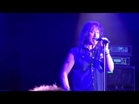 This flight tonight - Nazareth - Giants of Rock 2018