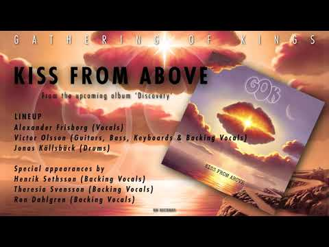 Gathering Of Kings - Kiss From Above (Official Audio)
