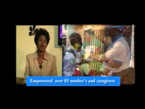 Dr. (Mrs.) Temitayo Iruobe @ JIM PAUL GENERATION NEXT INITIATIVE (NGO) Video Documentary