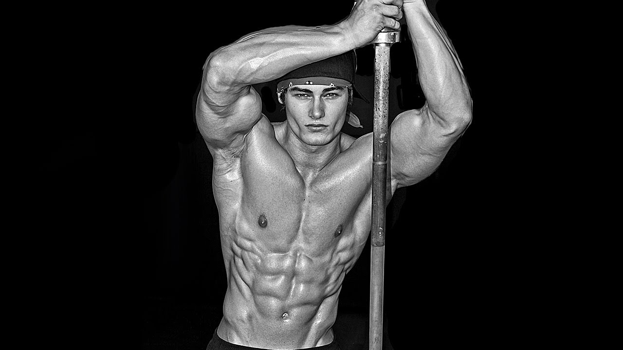 Muscle and Fitness Cover Shoot with Jeff Seid - YouTube