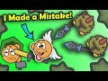 I MADE A MISTAKE!!! I spawn killed in Moomoo.io + Versing the Crazy Bob Twins (Funny Moments)