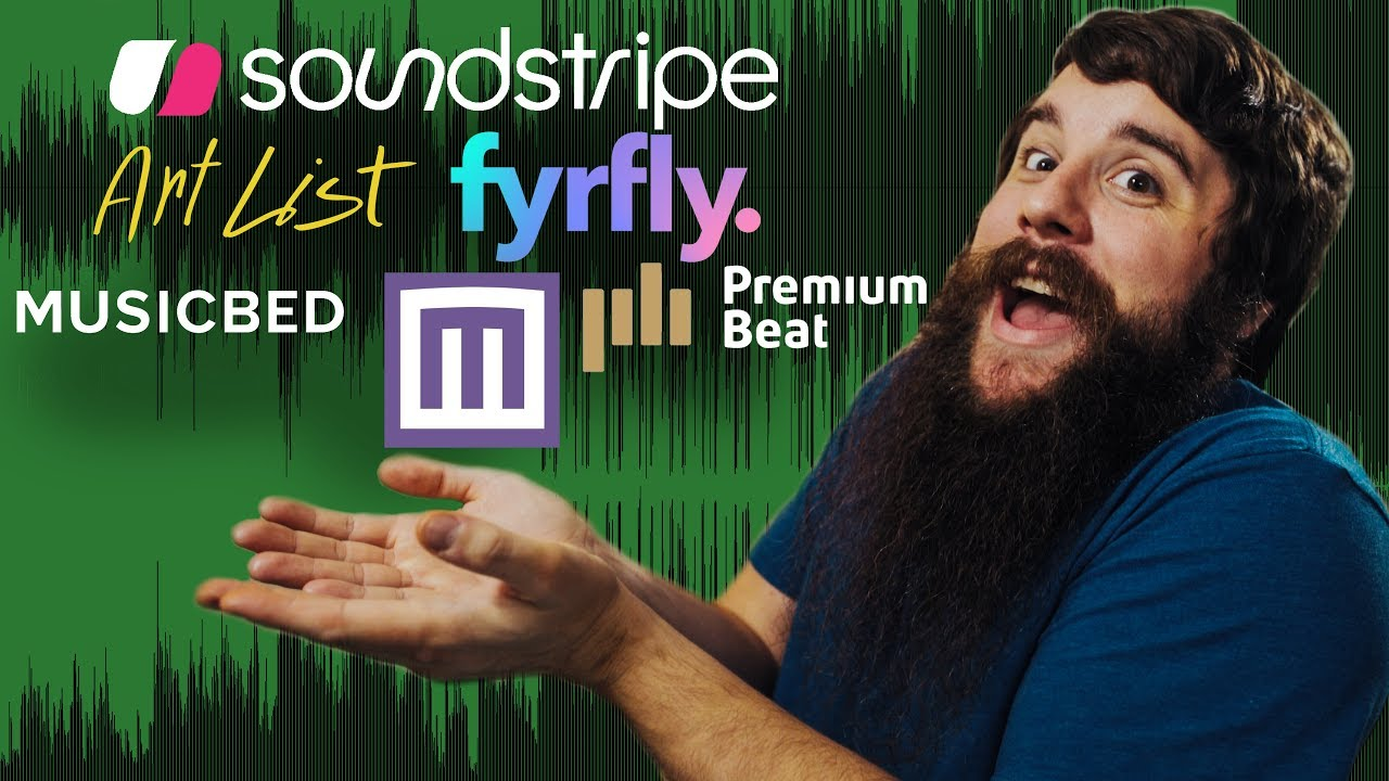 The BEST Royalty Free Music Licensing Sites For Wedding Films!