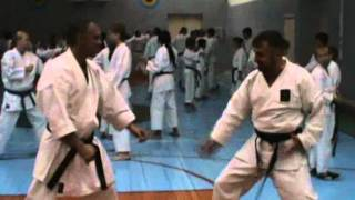 Shotokan Kase Ha seminar Russia, Stavropol, October 2011 year.3-part .mpg