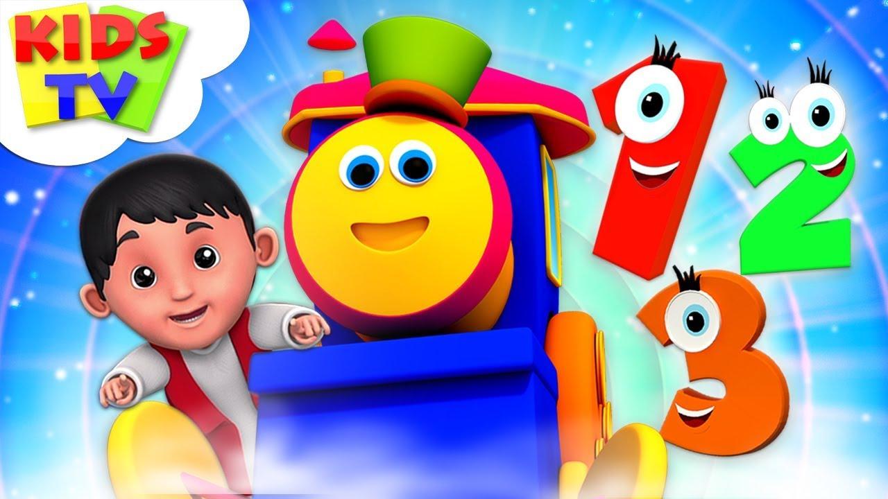 Toddler Fun Learning Videos | Cartoons For Kids | Nursery Rhymes - Kids TV