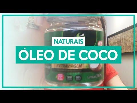 O poder do óleo de coco na Pele