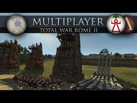 The Pirates' Stronghold (Total War: Rome 2 Battle #178)