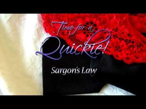 Quickie: Sargon's Law