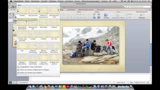 Kurs Microsoft Powerpoint 2011 Mac: 42 Tipps und Tricks Bildeffekte