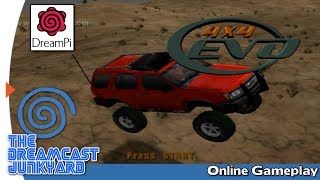 4x4 Evolution Online Multiplayer - The Dreamcast Junkyard [DreamPi]