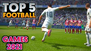 Top 5 Football Games For Android 2020    football games    2020 best football games