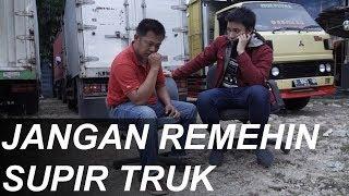 Ketika Supir Truck Curhat