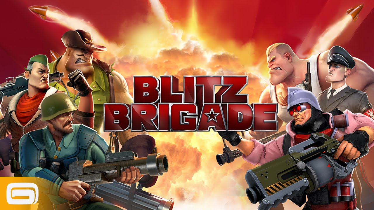 Image result for Blitz Brigade