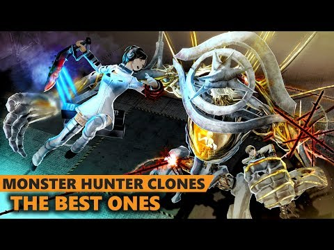 The Best Monster Hunter Clones | Monster Hunter Inspired Games