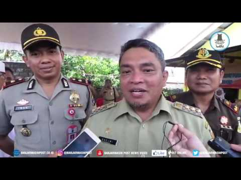 Wali Kota Banjarbaru Temui PSK Pembatuan