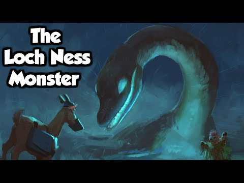 The Loch Ness Monster - Myth Or Reality? (Urban Legends Explored)