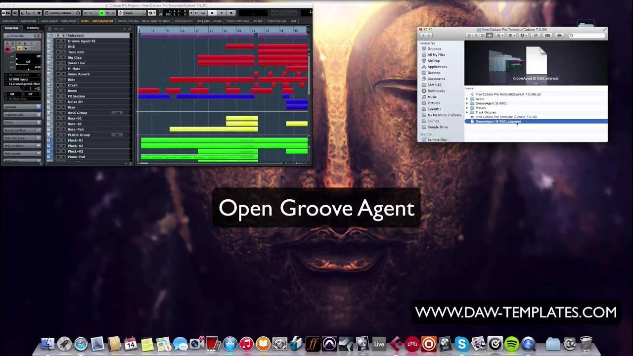 groove agent 4 crack