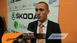 Round 17 Post Match: Tom Scully