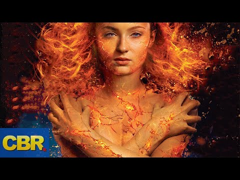 What Marvel Is Hiding About The X-Men: Dark Phoenix Movie