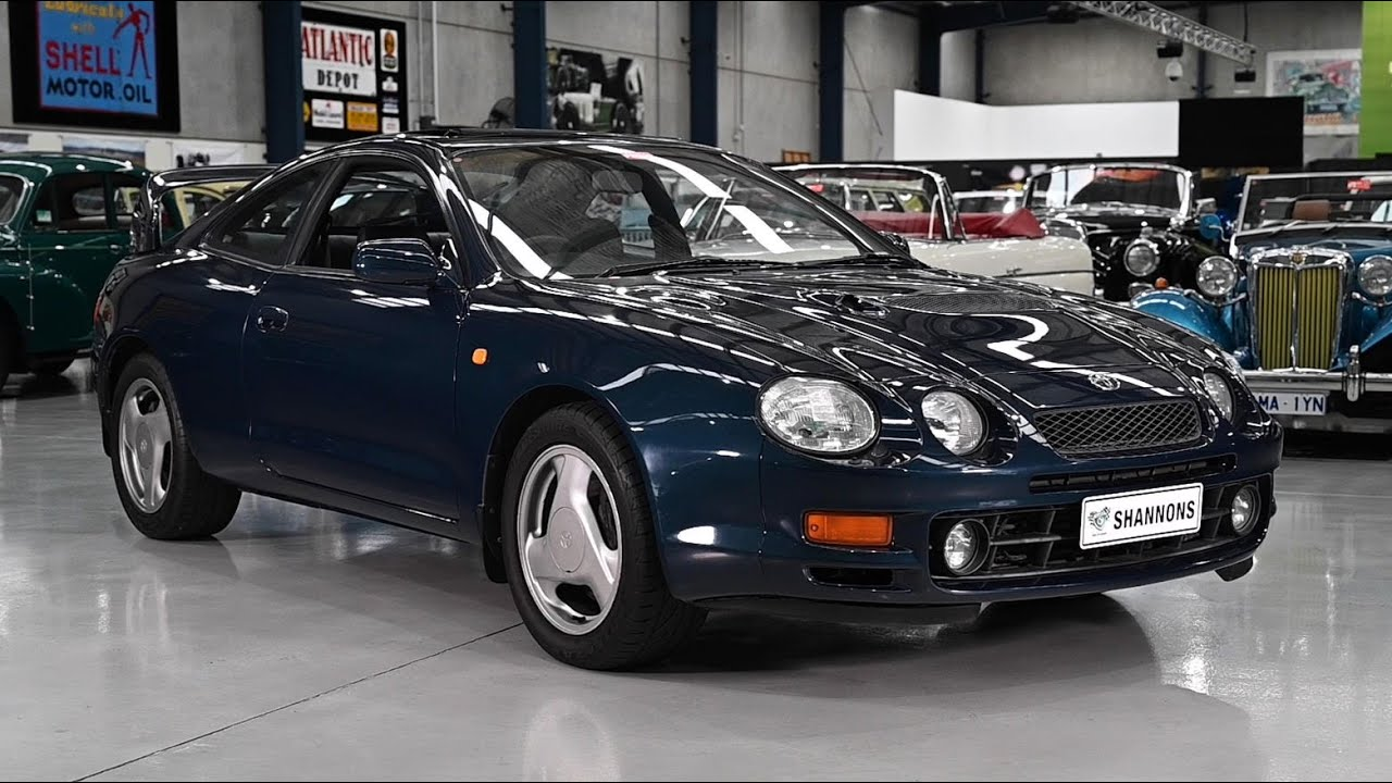 1994 Toyota Celica GT4 Group A Rallye Coupe (Build #24) - 2020 Shannons Winter Timed Online Auction