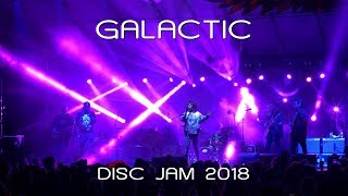 Galactic: 2018-06-08 - Disc Jam Music Festival; Stephentown, NY (Complete Show) [4K]