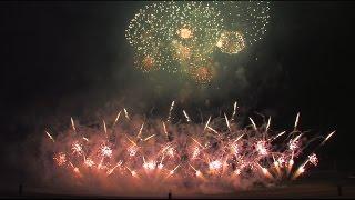 Pyronale 2014: Engelsrud - Norway - Norwegen - Feuerwerk - Fireworks