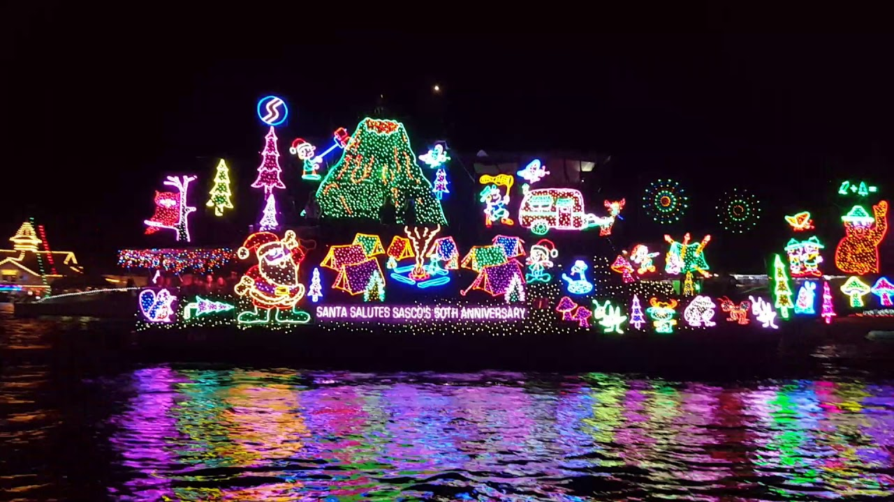 newport beach christmas boat parade 2017