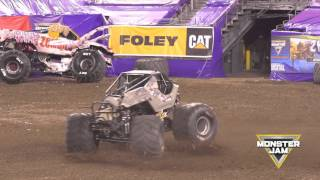 Monster Jam at MetLife Stadium in East Rutherford - April 23, 2016
